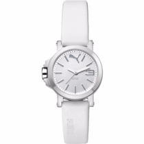 Puma Ultrasize Mini 28mm Diametro Reloj Blanco Diego Vez
