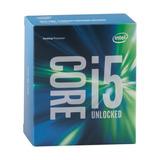 Procesador Intel Core I5 6600k 3.50 Ghz Quad Core Skylake6mb
