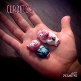 Combo Cerditos+anillos De Cebolla Los Simpson - Dezastre