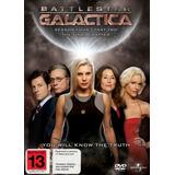 Battlestar Galáctica Serie 1978 Y 2003 Completas