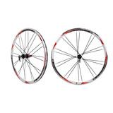 Roda P/ Bicicleta Speed Vzan Futura Branca Clinc 2017 10/11v