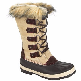 Botas De Nieve Impermeables Apreski Mujer Us10 27,5 Cm 41-42