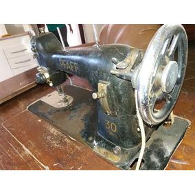 Maquina De Costura Antiga.funciona Perfeitamente
