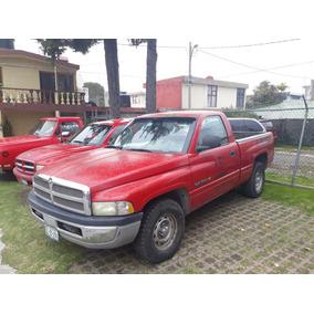 Remato Dodge Ram 1500 2001 Empresa A Tratar
