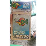 Aquarium Air Pump Life 100