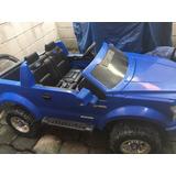 Montable Eléctrico Camioneta Ford F150