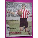 El Grafico N° 830 Año 1935 Poster Beristain Platense - Boca
