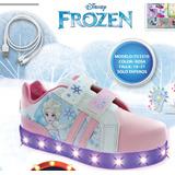 Tenis Frozen Con Luz Recargable Terra Niñas Envio Gratis Nmr