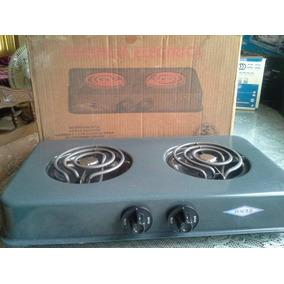 Cocina Electrica 2 Hornillas Marca Haced