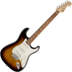 Guitarra Fender Standard Stratocaster Mexican Brown Sunburst