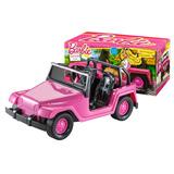 Auto Jeep Safari Barbie