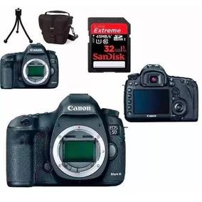 Maquina Fotografica Canon Dslr Eos 5d Mark Iii ( Corpo)