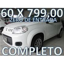 Fiat Uno Evo Vivace Unico Dono Zero De Entrada + 60 X 799,00