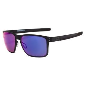 óculos oakley holbrook branco lente azul