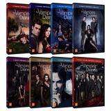 Diarios De Um Vampiro Todas As Temporadas Completa Dubladas