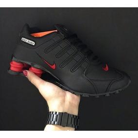 Tenis Nike Shox Nz 4 Molas Importado Original Promoção