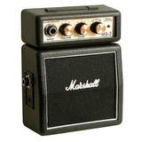 Micro Amplificador Clasico Con 1 Bocina Y 1 Watt Marshall