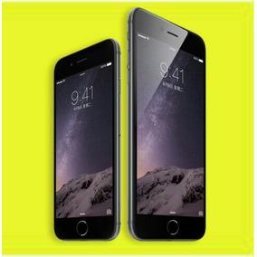 Iphone 6 Plus 64gb Memoria 4g Lte Semi Nuevos Usb Earpods