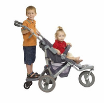Plataforma Carona Carrinho De Bebê Ez Step Adaptador Tinok