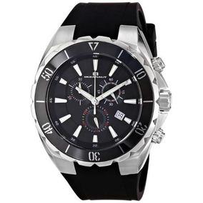 Reloj Oceanaut Woce1389 Negro