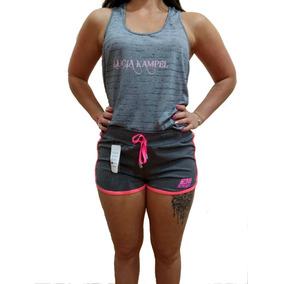 Remera Verano Musculosa Mujer Algodón 12