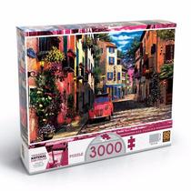 Puzzle Quebra Cabeça Grow 3000 Peças Rua Florida