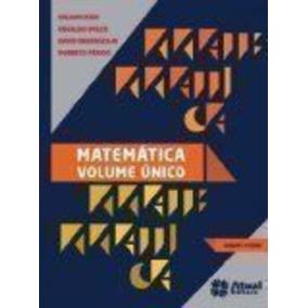 Livro Matemática - Volume Único Iezzi Gelson