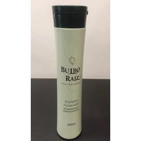 Shampoo Fortalecedor + Condicionador Kit Bulbo Raiz