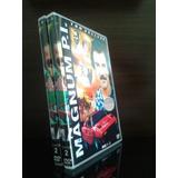 Dvd Magnum 2ª Temporada - Dublado