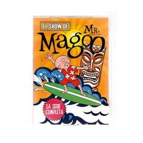 Dvd Original Serie Completa El Show Mr Magoo /consulte Stock