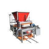 Máquina Hidráulica De Fabricar Blocos E Pavers - Automática