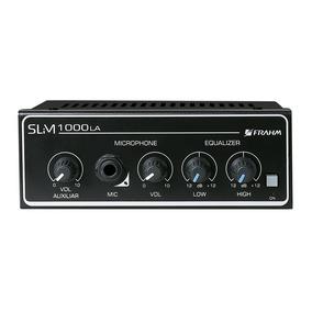 Amplificador Para Som Ambiente Frahm - Slim 1000 La