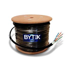 Cable 8 Hilos Calibre 0.52 Doble Forro 300 Metros