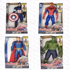 Vingadores Boneco Marvel The Avengers 30 Cm Promoção