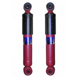 Kit 2 Amortiguadores Fric Rot Traseros Peugeot 106