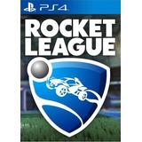 Rocket League Ps4 | Digital 1° Español Oferta Dia Del Niño!