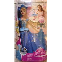 Disney Princess Cenicienta Vestido Mágico