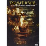Dream Theater Metropolis 2000 Scenes From New York Novo Dvd
