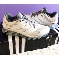 Adidas Masculino Branco N.41 Br / Us 9 Novo Na Caixa