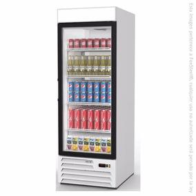 Refrigerador Comercial Vertical 1 Puerta Armd-23 Asber