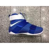 Zapatos Botas Nike Lebron James Soldier X 10 Para Caballeros