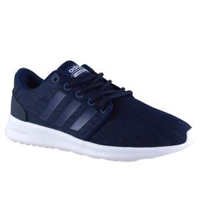 Zapatillas adidas Cf Qt Racer Mujer Azul