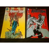 Animal Man 1 Y 2 Comic Ecc Dc Español