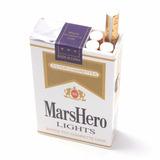 Cajetilla Cigarro Descarga Electrica Broma