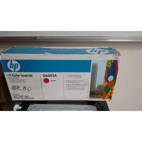 Hp Q6003a (124a) Magenta Toner Cartridge Original