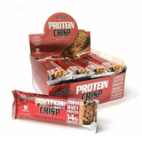Protein Crisp Bar Cx 12un - Integralmédica (4=frete Grátis)