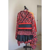 Cosplay/ Disfraz Kimono Lolita