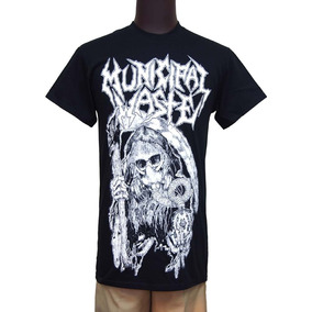 Municipal Waste Playera Unholy Abductor Thrash Srsx Punk