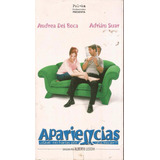 Apariencias Vhs Adrián Suar Favio Posca Andrea Del Boca