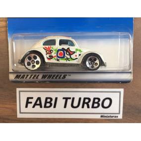 Hot Wheels - Volkswagen Beetle Fusca Bug Artistic License